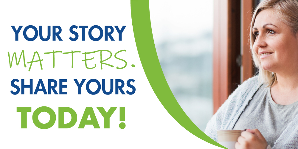 Your story matters. Share it to OAC's Weight of the World today!