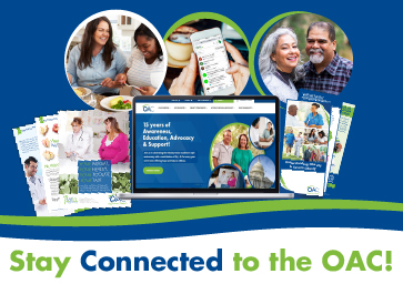 Get Connected to the OAC